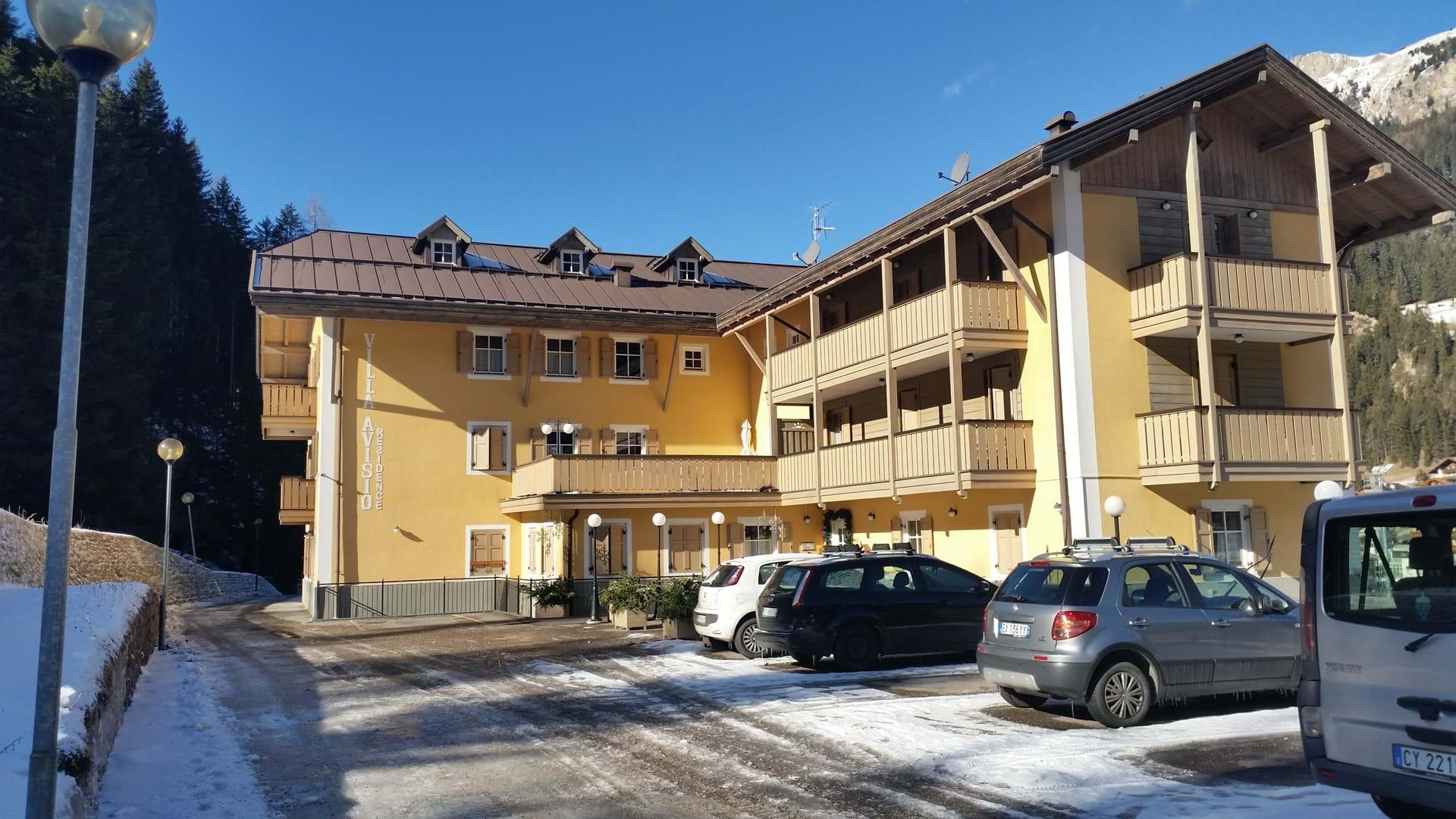 Hotel Villa Avisio Canazei