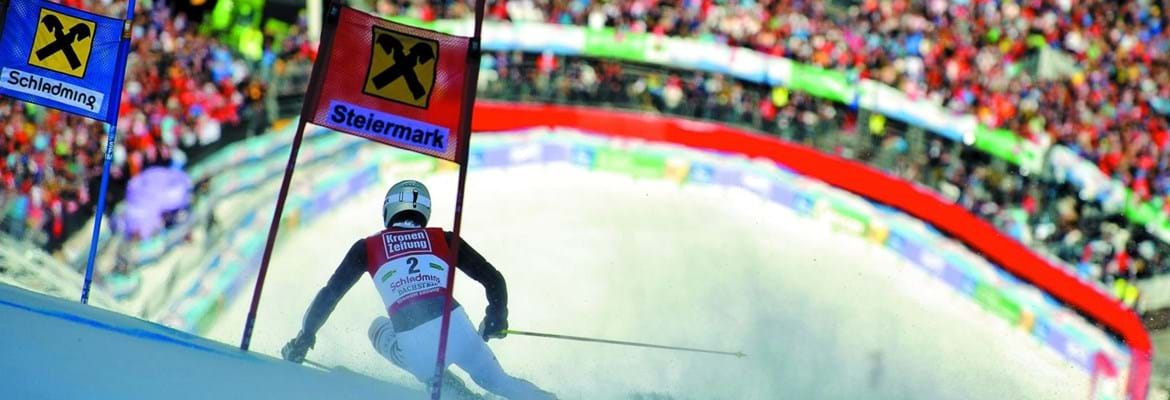 World cup pisten Schladming
