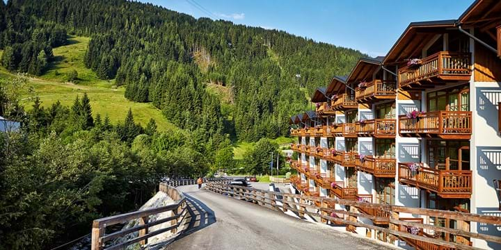 Sommerurlaub im Grafenberg Resort in Wagrain