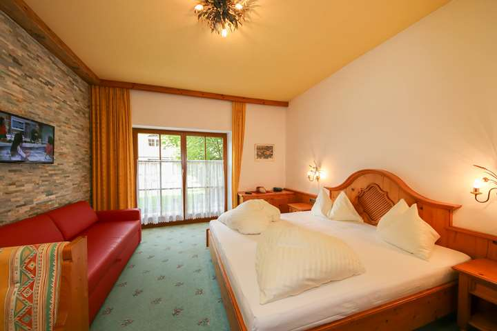 Juniorsuite im Hotel Dax in Lofer