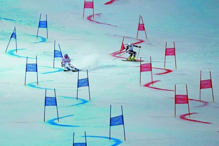 Slalom and Night Race in Schladming