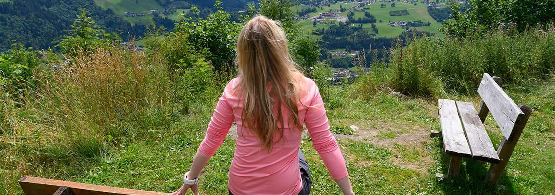 Hiking in Schladming