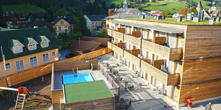 Summer holiday with all inclusive in Hotel Planai in Schladming