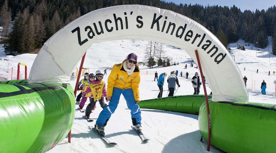 Zauchensee children fun park