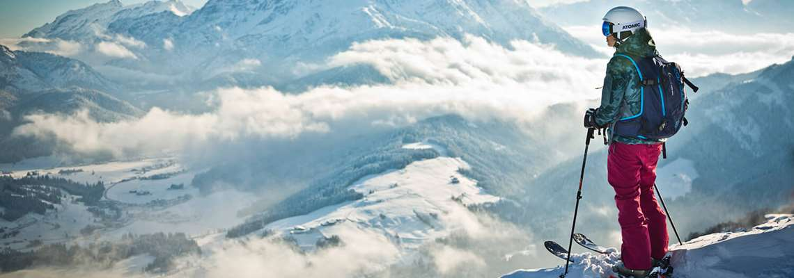 Winter holiday in the Alps with Lion Alpin - skiing