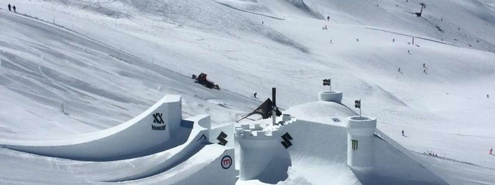 Mottolino Fun Mountain, Livigno - Italien