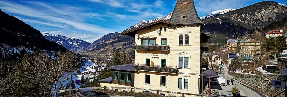 Hotel Schider Bad Gastein Skidresor Till Osterrike