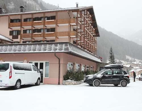 Park Hotel & Club Caminetto
