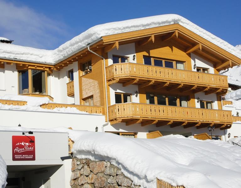Alpenpark Lejligheder