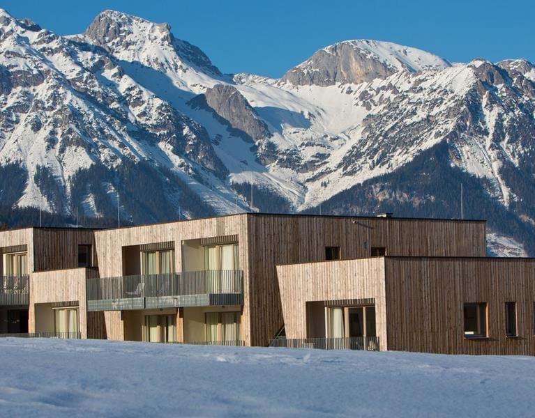 Alpenrock Lejligheder