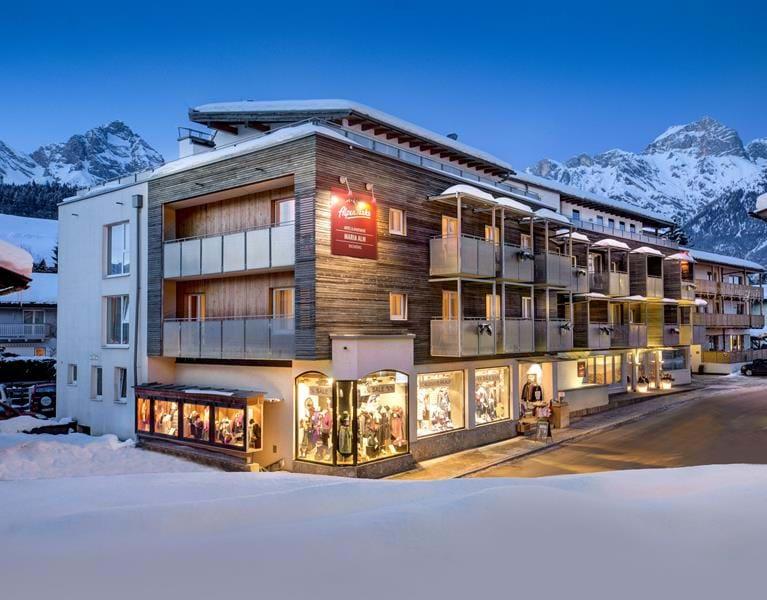 Hotel Alpenpark Resort