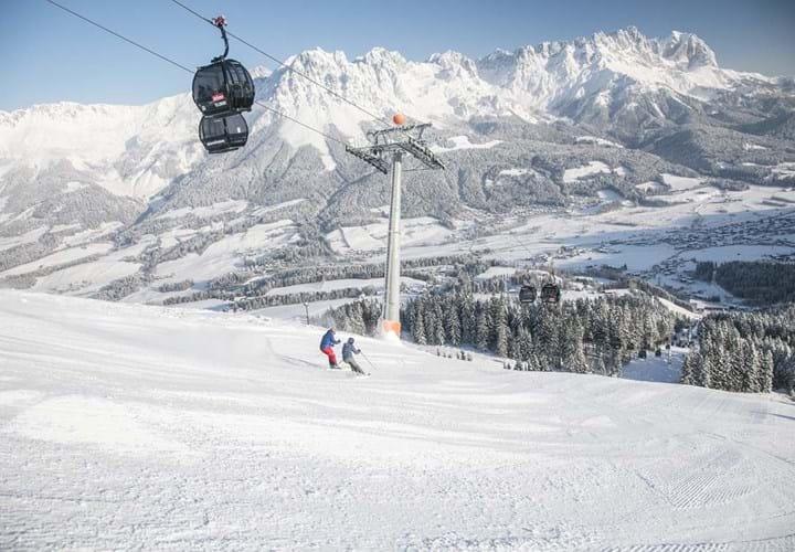 Ellmau-Going Skiwelt
