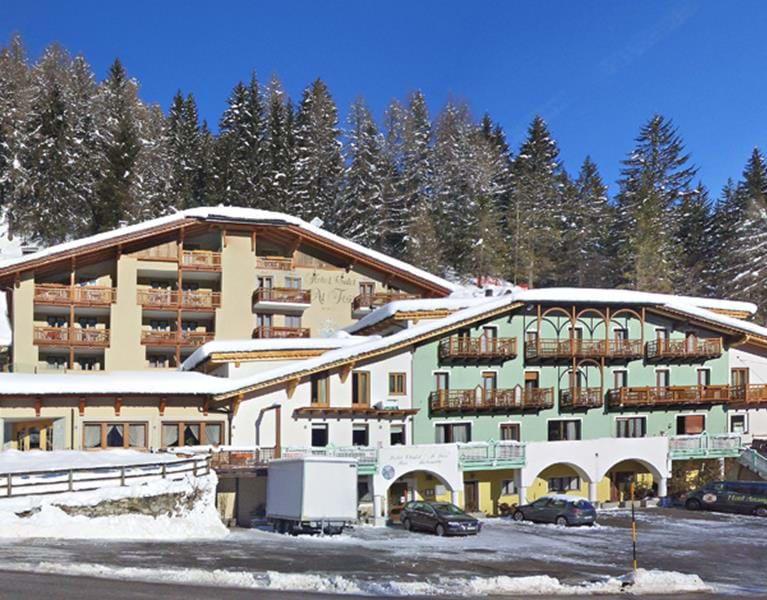Hotel Chalet al Foss