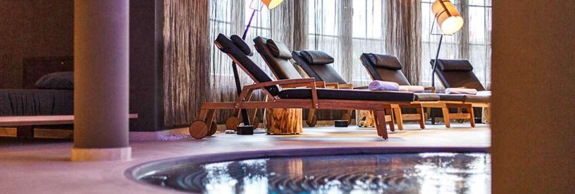 Spa og wellness-afdeling
